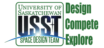 University of Saskatchewan Space Design Team Logo