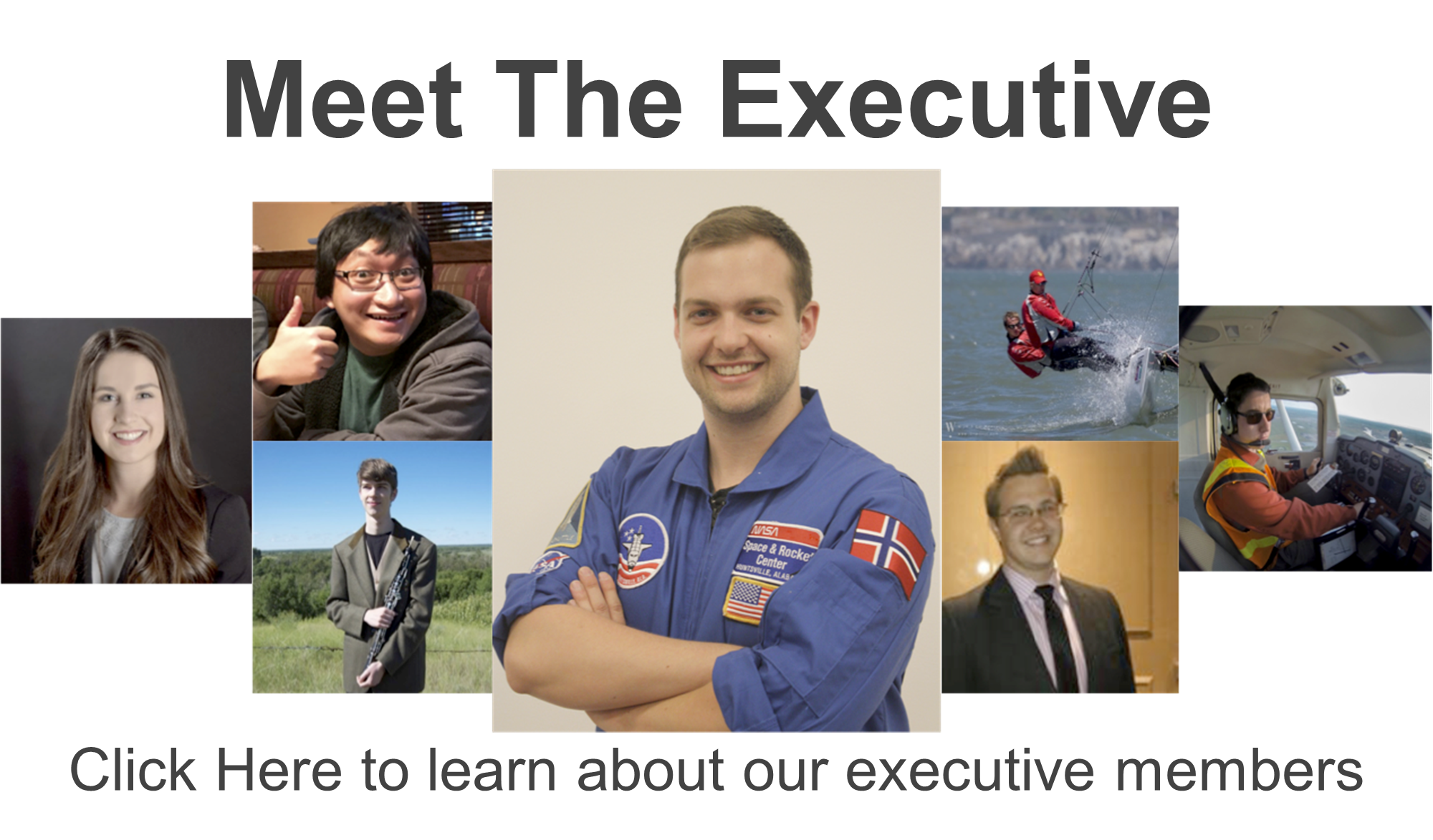 Meet The Executive